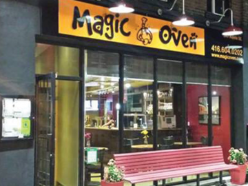 OPENING NIGHT AT MAGIC OVEN IN THE JUCTION