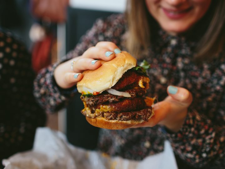 BURGER'S PRIEST – REDEEMING ONE BURGER AT A TIME